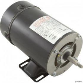 BN24V1 Pump Motor 48Y Frame Thru-Bolt 115V