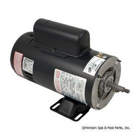 2 HP 2 Speed Thru Bolt Pool Pump Motor BN61
