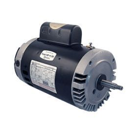 Pump Motor 2 Speed 1.5 HP C-Face B977 Full Rated