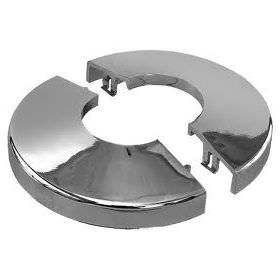 Chrome Plated Snap Together Escutcheon