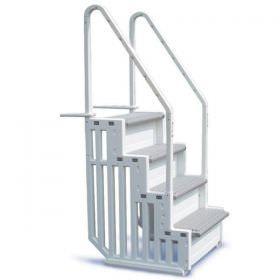 Confer STEP-1 Above-Ground Pool Steps