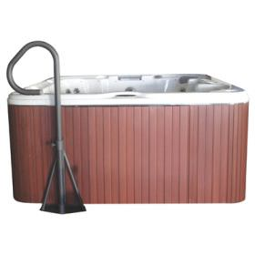 Cover Valet Spa Side Handrail with LED Light