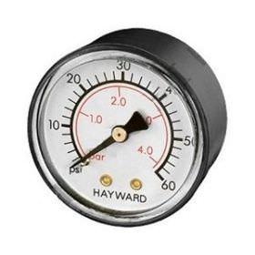 Hayward Back Mount Filter Pressure Gauge ECX27091