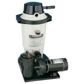 Hayward Perflex DE Filter System 1 HP Pump EC40C92S