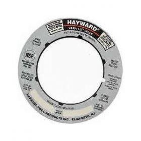 Hayward SPX0710G Valve Label