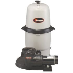 Hayward XStream 150 Sq Ft Cartridge Filter 1.5 HP Pump