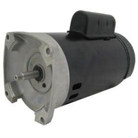 HSQ1102 TriStar Pool Pump Motor 56Y Frame 1 HP Square Flange