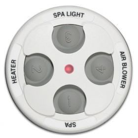 Jandy Spa-Side 4 Function Spa Remote