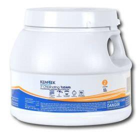 Kem-Tek 3-Inch Chlorine Tablets 3lb