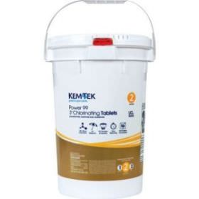 Kem-Tek Power 99 Chlorinating Tablets 35lb