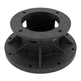 Letro LA01N Booster Pump Seal Bracket LA295