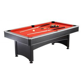 Maverick 7 Foot Pool Table with Table Tennis