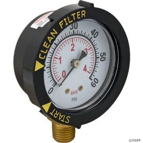 Pentair 190058 Pressure Gauge