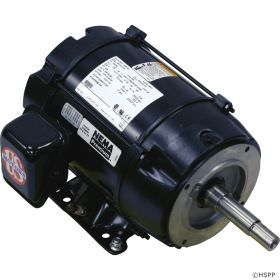 Pentair 357068S 5 HP Motor for Pentair EQK500 Pump 3 Phase