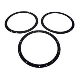 Pentair 79200400 Gasket for 10 Hole Stainless Steel Light Niche - 3 Pack