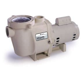 Pentair WFK-4 WhisperFlo 1 HP Pool Pump - 3 Phase - 011641