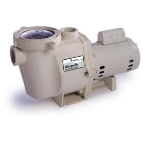 Pentair WhisperFlo 1.5 HP 2-Speed Energy Efficient Pump WFDS-6
