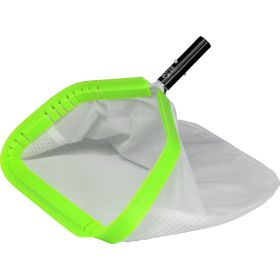 Piranha Professional Pool Leaf Rake with Fine Mesh Bag