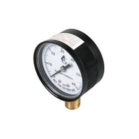 Pool Filter Pressure Gauge Bottom Mount 0-60 PSI