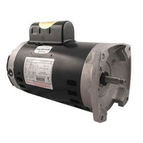 Pool Pump Motor 2.5 HP Square Flange B2840 Up Rated