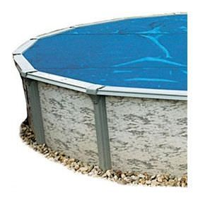 Pool Solar Cover 33 ft Round - 8 mil