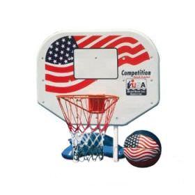 Poolmaster U.S.A. Competition Pro Rebounder Basketball Game