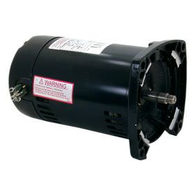 Q3202 Pool Pump Motor 48Y Frame 2 HP Square Flange 3-Phase