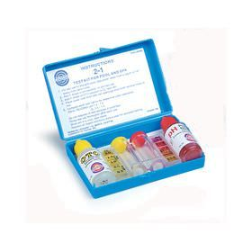 Rainbow Chlorine and PH Test Kit