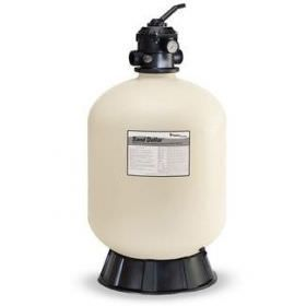 Pentair Sand Dollar 26 Inch Sand Filter with Valve - SD80
