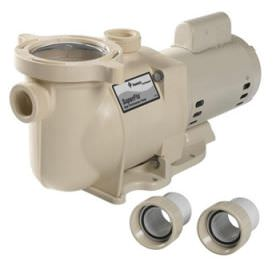 Pentair SuperFlo 3/4 HP Pool Pump Up Rated 340037