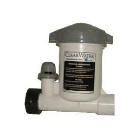 Waterway Above Ground Pool In-Line Automatic Chlorinator CAG004-W