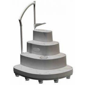 Wedding Cake III Majestic AG Pool Step